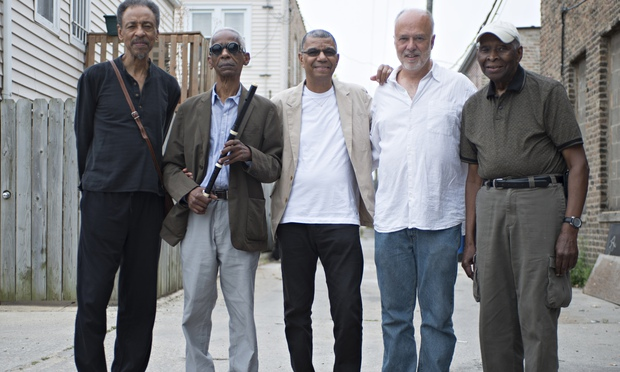 Henry Threadgill, Roscoe Mitchell, Jack DeJohnette, Larry Gray and Muhal Richard Abrams